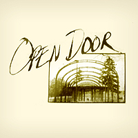 Open Door album cover